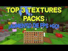 🔥 TOP 3 TEXTURE PACKS para MINECRAFT 1.16 SIN LAG [AUMENTO DE FPS] PARA ... Diy Minecraft, Texture Packs, Top, Bass Guitars, Decorating Rooms, Decorations, Crop Shirt, Shirts