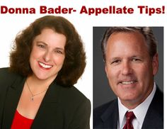 What are the BIGGEST Mistakes Lawyers Make on Appeal?  Find out Wednesday afternoon during our FREE Spreecast with Certified Appellate Specialist, Donna Bader (May 23, 2012, at 3pm PDT) http://www.spreecast.com/events/donna-bader