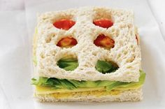 traffic light sandwich...making this tomorrow morning for kindy yay
