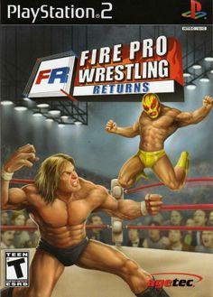 Fire Pro Wrestling Returns Playstation 2 game on sale in great condition, tested works like new and backed by our 120 day warranty available for sale. Wrestling Games, Wrestling Videos, All Games, Games To Play, Penny Arcade, Off Game, Power Metal, Old Video, School Games