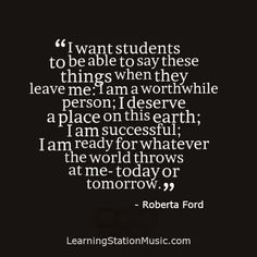 We love this quote by a dedicated teacher.  #quotes #teaching: