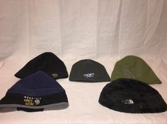 Lot Of 5 Pop Tarts XBOX 360 Beanie Skull Hat Cap North Face Hardwear Mountain  | eBay