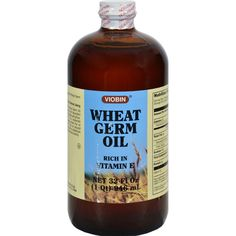 Viobin Wheat Germ Oil Liquid - 32 fl oz