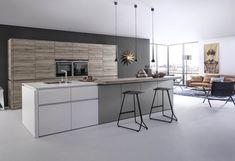 De grijze keuken is hip en in alle keukenstijlen te vinden