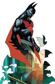 Batman Beyond Comic Issue 35 Cover B Variant Stevens First Print 2019 Jurgens DC Joker Batman, Batman Art, Batman And Superman, Batman Robin, Funny Batman, Batman Arkham, Batman Beyond Suit, Batman Beyond Terry, Bob Kane