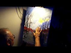 The Decision (+playlist) # live worship painting