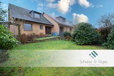 Neu im Verkauf: Ruhig gelegene Doppelhaushälfte mit viel Platz in Hamburg / Lokstedt. Patio, Sell House, Real Estate Agents, Ground Floor
