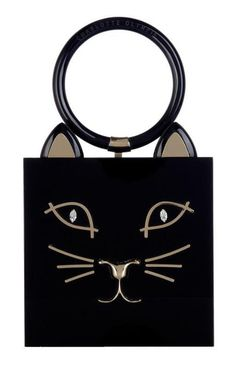 Kitty clutch.<3<3<3