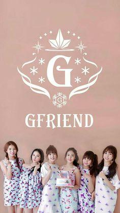Logo Kpop, Kpop Logos, Kpop Girl Groups, Korean Girl Groups, Kpop Girls, Cloud Dancer, Friends Wallpaper, Korean Entertainment, G Friend