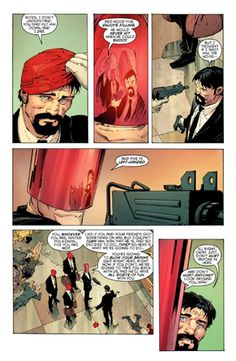batman vol 6 graveyard shift harper and cullen - Google Search
