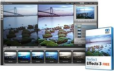 Add a professional look to your images -- for Free. Photoshop & Lightroom plug-ins