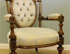 Antique Victorian Chairs -