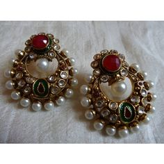 Gifts to India, Flower Delivery Online Antique Jewellery Designs, Antique Jewelry, Jewelry Design, Designer Jewellery, Flower Bouquet Delivery, Flower Delivery, Indian Earrings, Indian Jewelry, Royal Jewelry