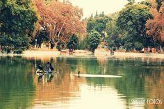 Parque de Mayo. San Juan. Argentina