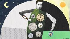 "currentsinbiology: "" How Messing With Our Body Clocks Can Raise Alarms With Health """"With exquisite precision, our inner clock adapts our physiology to the dramatically different phases of the day,"". Body Clock, Daylight Savings Time, Traditional Chinese Medicine, Natural Sleep, Our Body, How To Stay Healthy, Einstein, Things To Come, Shapes"