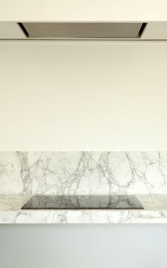 Totaalrenovatie van een herenwoning met respect voor de architectuur | Kove Interieurarchitecten Sint-Niklaas
