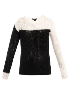 I discovered this Bee block-colour sweater | Marc by Marc Jacobs - Matchesfashio... on Keep. View it now.
