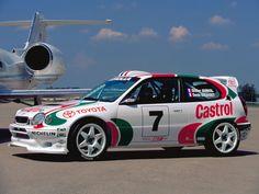 Lendas do WRC: quando o Toyota Corolla largou o escritório e se tornou campeão do Mundial de Rali - FlatOut!