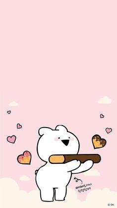 오버액션토끼 wall in 2019 Cartoon Wallpaper, Rabbit Wallpaper, Normal Wallpaper, Bear Wallpaper, Kawaii Wallpaper, Cute Wallpaper Backgrounds, Wallpaper Iphone Cute, Pretty Wallpapers, Photo Wallpaper