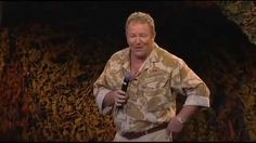Jim Davidson : On The Offensive Live With The UK Troops 2014