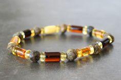 Baltischen bernstein armband für männer Bernstein, Beaded Bracelets, Ebay, Jewelry, Bracelets, Man Bracelet, Jewlery, Bijoux, Pearl Bracelets