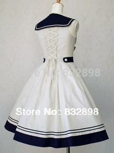 Lolita sailor dresses - Google Search