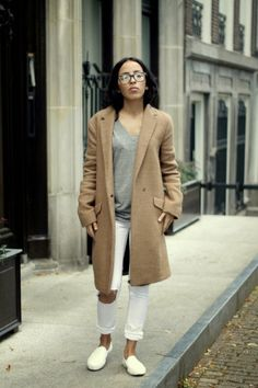 25 Outfits that Prove You Need a Camel Coat for Fall | StyleCaster