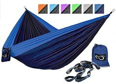 ★ Strong & Durable - Made from the highest quality weather resistant 210T nylon with interlocked triple stitched seams, guaranteed to hold 450 lbs! Features included stainless steel carabiners attached to nautical grade nylon rope cinch points to assure your new hammock is ready when you are. Live Infinitely hammocks incorporate a anti-flip design making them safe and easy for anyone to use. * (Placed within the Amazon Associates program) * 02:37 Mar 20 2017