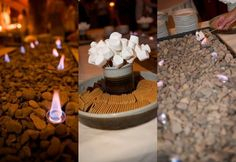 S'mores bar indoor or out
