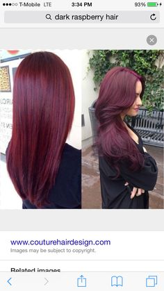 LOVE IS HAIR COLOR