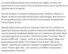 Il pane comprato Il 27 febbraio 1965 Ignazio Silone scrisse un breve articolo…