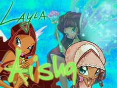 My aisha edit