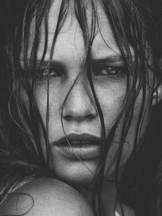 Photographer Matt Easton shoots Anna Ewers in Costa Rica