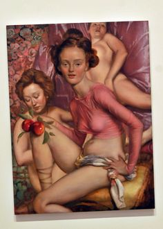The undisputed modern master, John Currin, gave GQ Style a rare interview in his New York City studio. John Currin, The Broad Museum, Gq Style, Modern Masters, Photo B, Studio City, Female Art, Art History, Cool Art