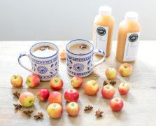 The Apple Honey Hot Toddy For Ultimate Holiday Coziness