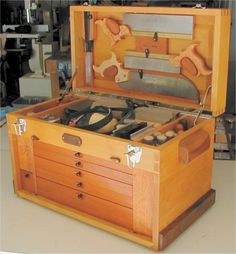 Portable Toolchest - bruceb, Readers Gallery - Fine Woodworking