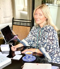Marie Chantal Of Greece, Greek Royalty, Claudia Lars, George Vi, Book Signing, Professional Women, Professional Photography, Creative Director, Fascinator