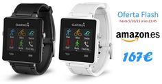 Garmin Vivoactive barato en la oferta flash de Amazon España