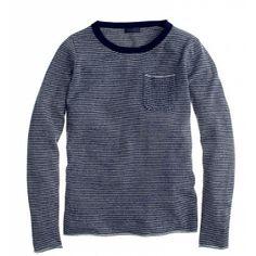 THE AMAZING SIX —Cashmere Sweaters (J. Crew)