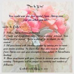 Wedding Contests