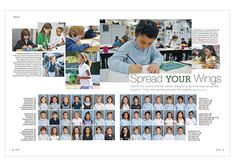 Mirman School (Los Angeles, CA) | 2013 Yearbook, People Section | Printed by Herff Jones
