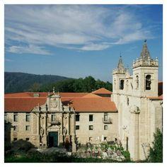 Parador de Santo Estevo - Ourense (Galicia)