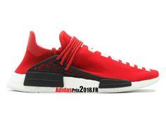 online retailer e10c5 82a8a Adidas Pharrell x NMD Human Race RougeNoir BB0616 Chaussures Adidas  Sportswear Prix Pour Homme-Officiel Chaussures Adidas Prix 2018 France