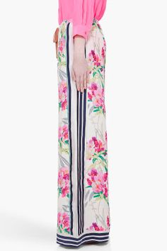 ELIZABETH AND JAMES Luxury Silk Pyjama Pants