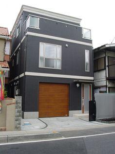 【ビルトインガレージ+狭小住宅】 3階建て レスコハウスの施工事例【LIFULL HOME'S】 Shed, Outdoor Structures, House Design, Mansions, House Styles, Home Decor, Decoration Home, Manor Houses, Room Decor