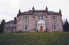 Cluny Castle in Scotland --- belonged to my McPherson ancestors.