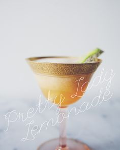 PRETTY LADY LEMONADE