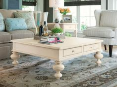 Put Your Feet Up Lift Top Cocktail Table | Paula Deen Home | Home Gallery Stores