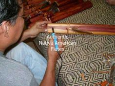 Native American Flutes By Jonah Thompson. Great man and artist! Thank you JT! Native Flute, Native American Flute, Native American Beading, Native American Indians, Native Americans, Flute Instrument, Wooden Flute, Duck Calls, Earth Tone Colors