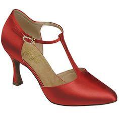 Taneční obuv se prodává obvykle v černé nebo tělové barvě a saténovém  provedení. Někdy jsou 17708556ef